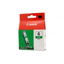 Canon Genuine BCI-6G Green Ink Tank - 100 pages